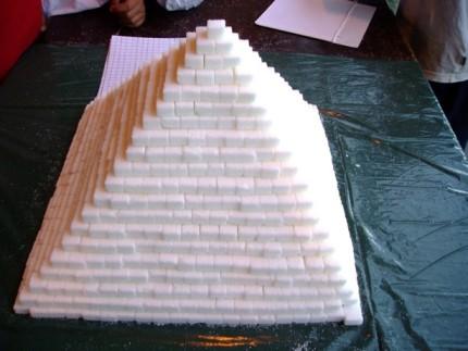La pyramide de sucres