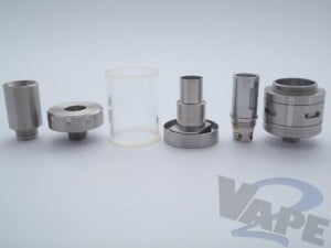 Horizon Arctic subohm tank review smokeless vlissingen 2vape_0006