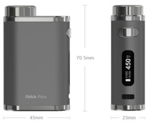 eleaf istick pico review