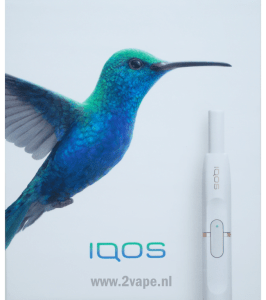 IQOS E-sigaret Review