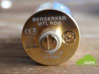 Vandy Vape berserker MTL RDA Review 2Vape 05