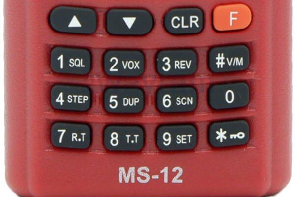 ปุ่มกดวิทยุสื่อสาร MOTOROLA CP-246