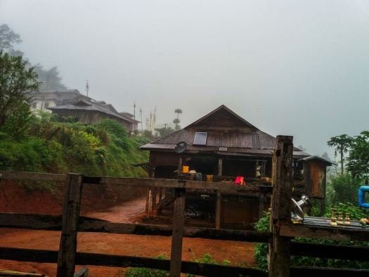 Spend a night living in remote villages