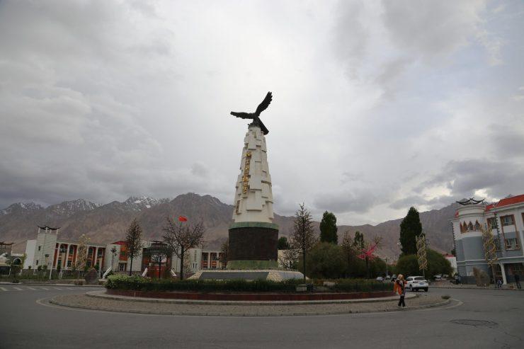 tashkurgan town centre