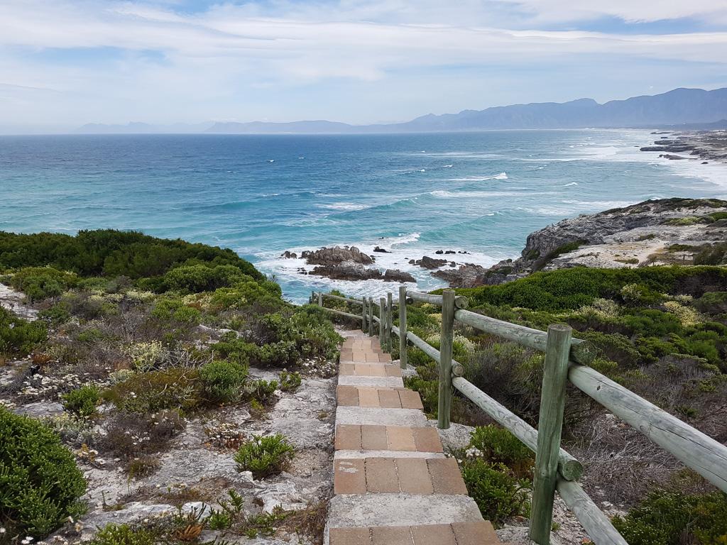 South African itinerary Gansbaai Hermanus