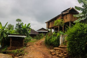 2-day trek from Hsipaw to Palaung hill tribes of Myanmar