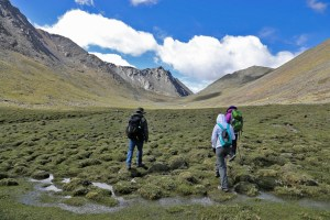 Trekking in Ganden to Samye