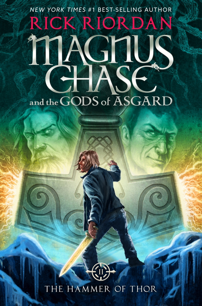 Magnus Chase & The Gods Of Asgard Book 2: The Hammer Of Thor Prize ...