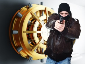 Robbers have become more daring than the traditional format