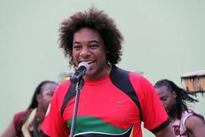 Mozambican star Stewart Sukuma