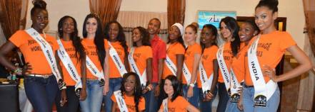 Miss Heritage World Contestants