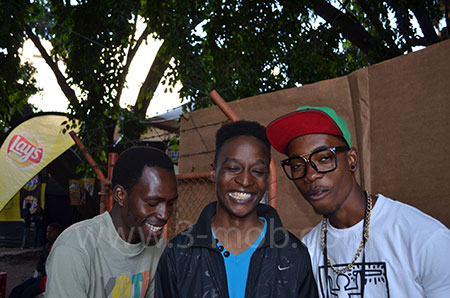 Comedians at HIFA