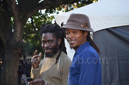 Musicians at HIFA