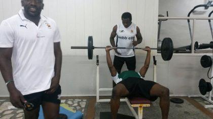 gym session 1