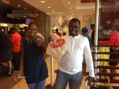 PIC: KFC Zimbabwe