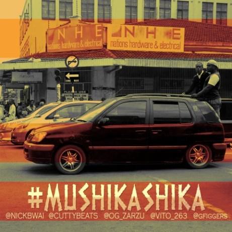 Mushikashika artwork