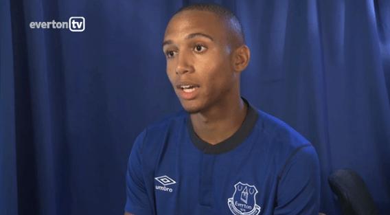 Brendan Galloway -  PIC: Evertonviral
