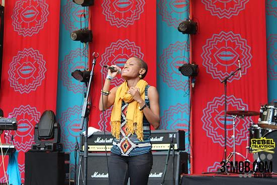 Gran'Mah from Mozambique were at HIFA 2015