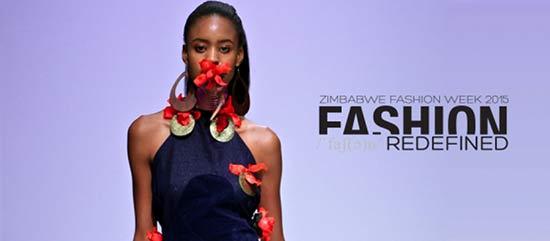 Zimbabwe Fashion Week 2015