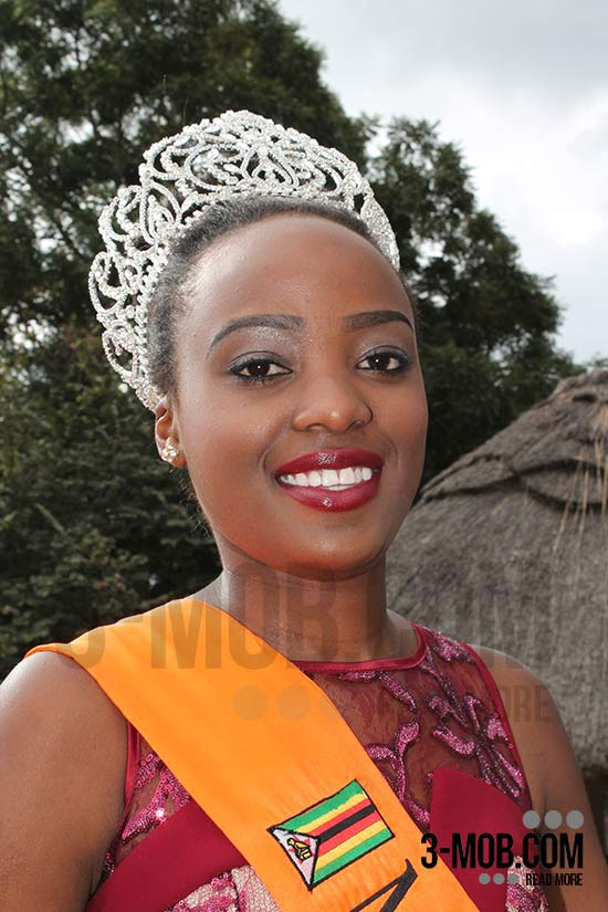 Annie-Grace Mtambu - PIC: Michael Shoko/3-mob.com