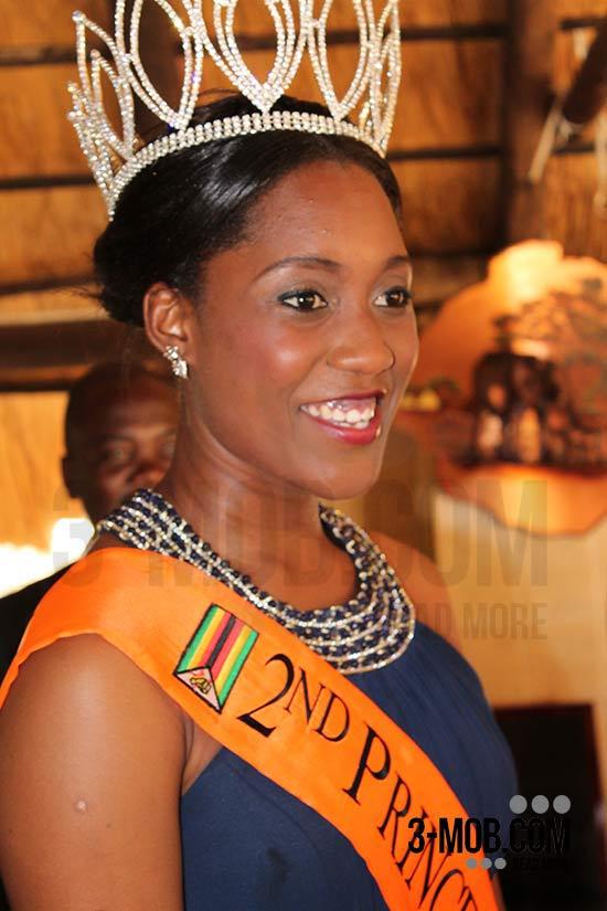New second princess Anissa Ndiriwana  PIC: 3-mob.com/Michael Shoko