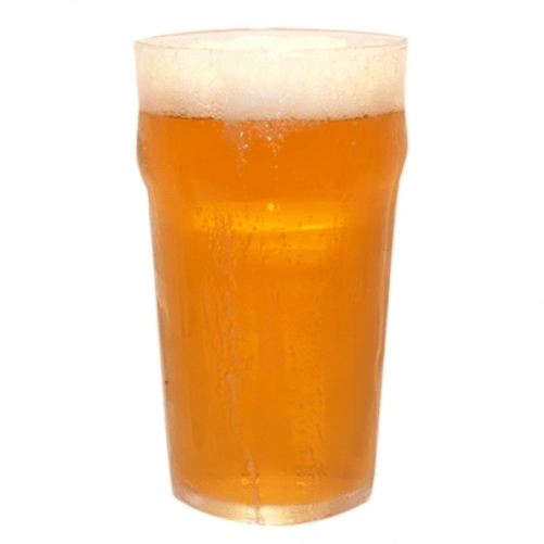 Lager (a pint of)