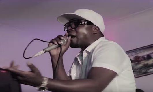 Stunner ft Ngonie - Taunganidza Vanhu PIC: Screengrab