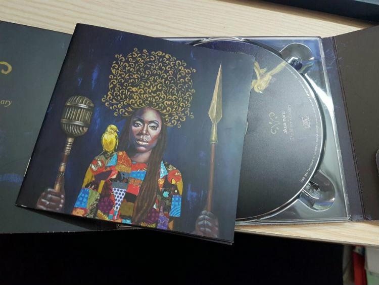 Akua Naru's latest CD