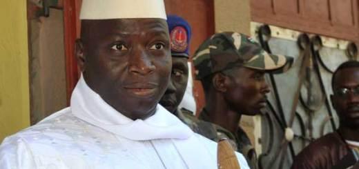 Yahya Jammeh PIC Gainako