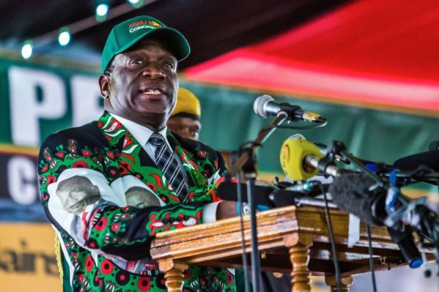 Constitutional Court throws out Chamisa application, ED keeps presidency | Three Men On A Boat