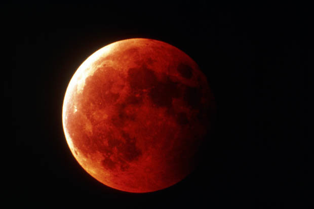 red moon friday 27 july 2018 - photo #18