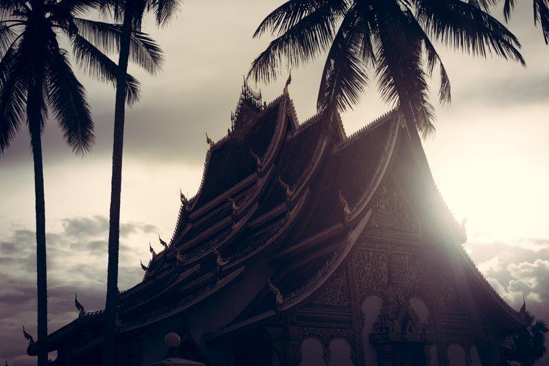 Luang Prabang, Laos (3000km Viajes Aventura Mochilero)