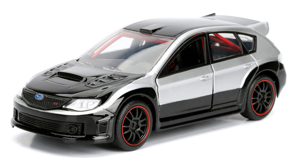 What Furious Fast Wheels Are Sti And
