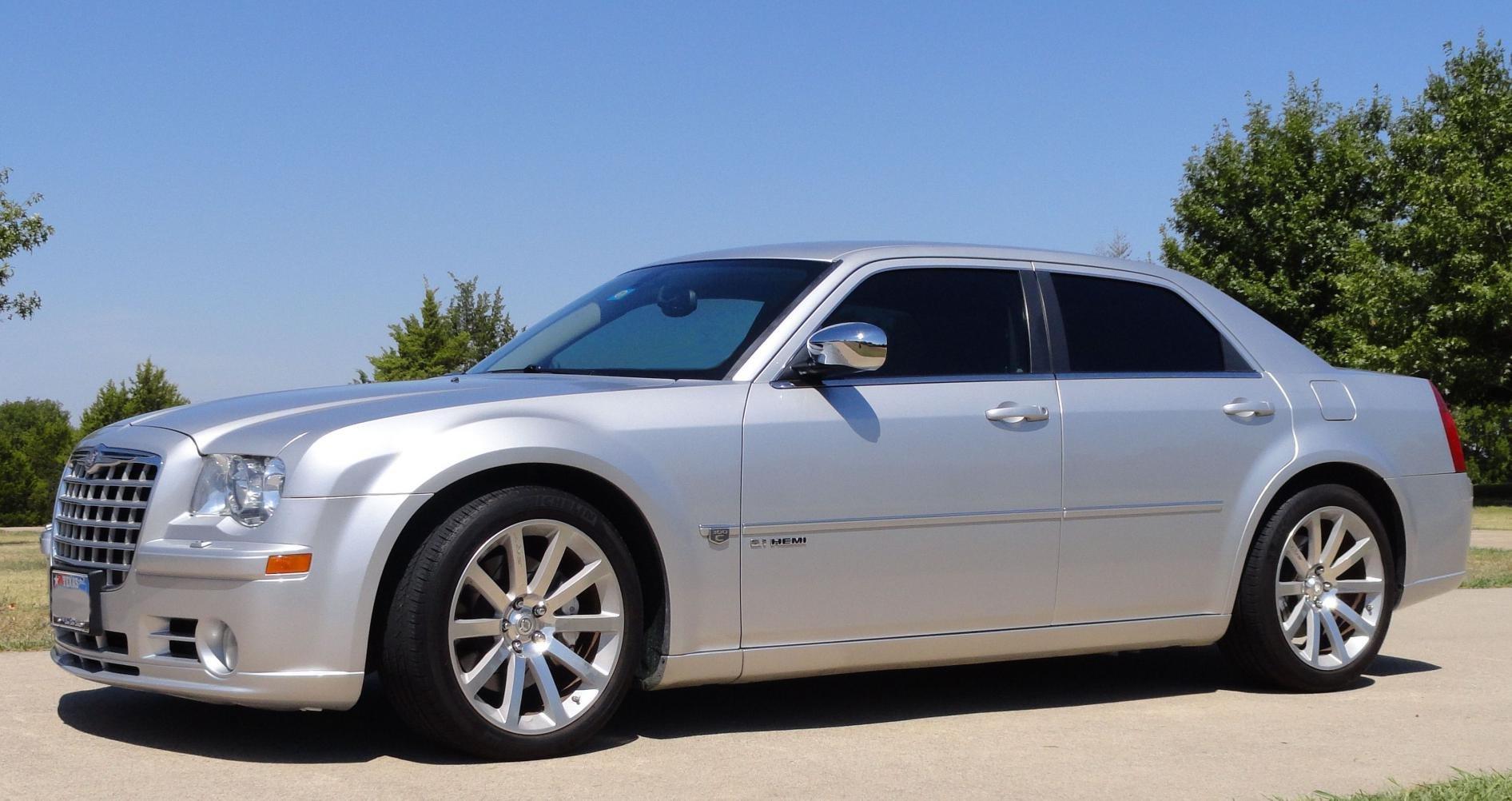 EXPIRED 2006 Chrysler 300C SRT8 61L 425hp HEMI Very