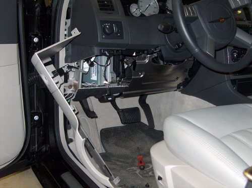 How To Access The Factory Amplifier Chrysler 300C Forum
