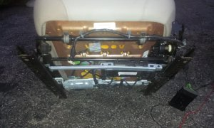 Need help with Chrysler 300 power seat wiring  Chrysler