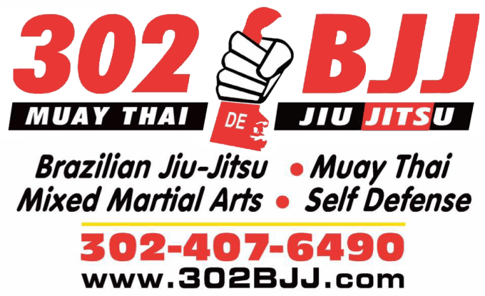 302 BJJ in Wilmington Delaware