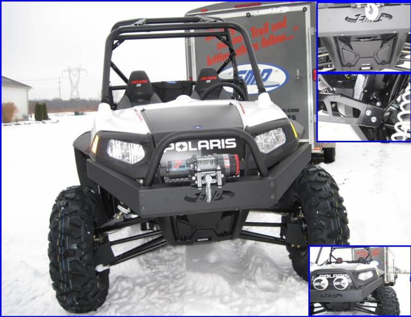 Polaris Rzr 800 Superatv