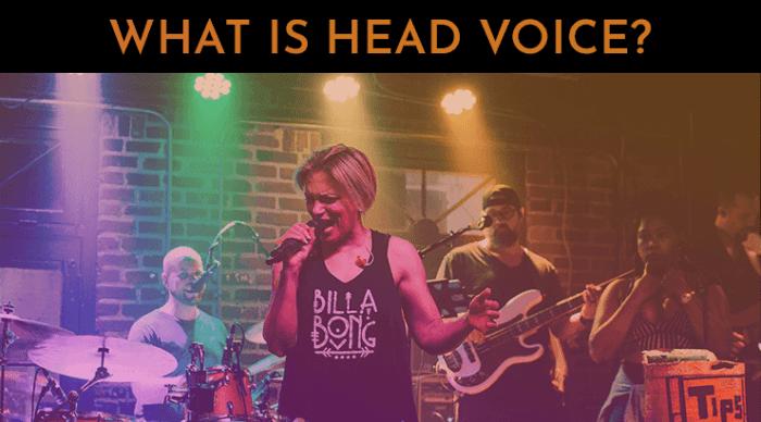 head voice