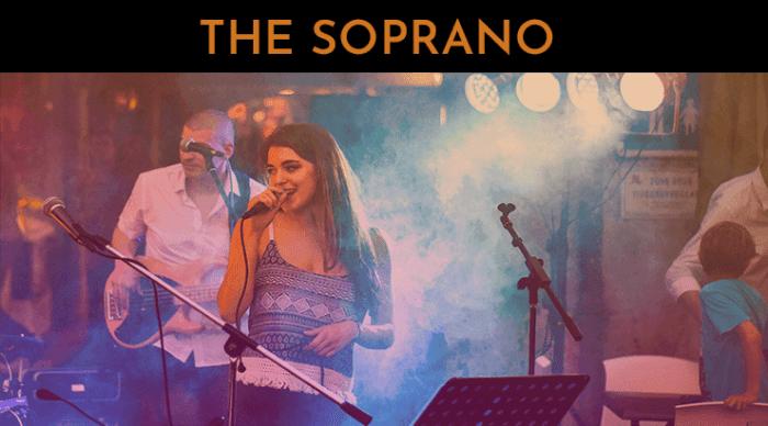 soprano range what is the soprano range 30 day singer