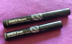 GOSH Growth Serum and Growth Mascara