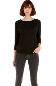 Warehouse long sleeve boyfriend top £16.00