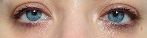 RapidLash Eyelash Enhancing Serum - Before