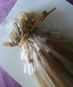 "ClipHair 14"" #22 Lightest Ash Blonde (Click on image to be taken to the product)"