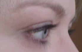 094b6fe0941 After 4 weeks using Eye Candy XLR8 Lash and Brow Serum