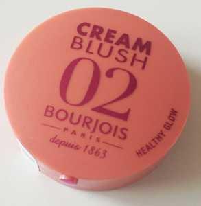 Bourjois Cream Blush in 02 Healthy Glow