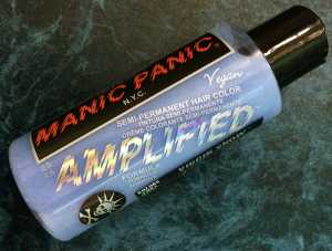 Manic Panic Amplified Virgin Snow