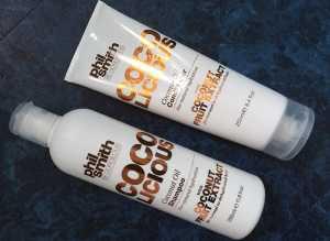 Phil Smith Cocolicious Shampoo and Conditioner