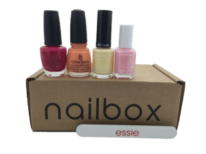 Nailbox Limited Edition April 2015 Subscription Box
