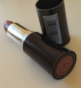 No7 Moisture Drench Lipstick in Caramel Silk